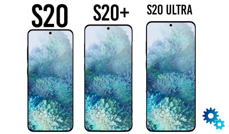 Samsung Galaxy S20, S20 + si S20 Ultra: trucuri
