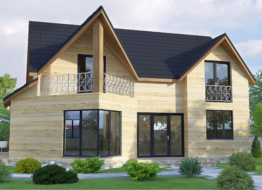 Care sunt avantajele caselor din lemn?