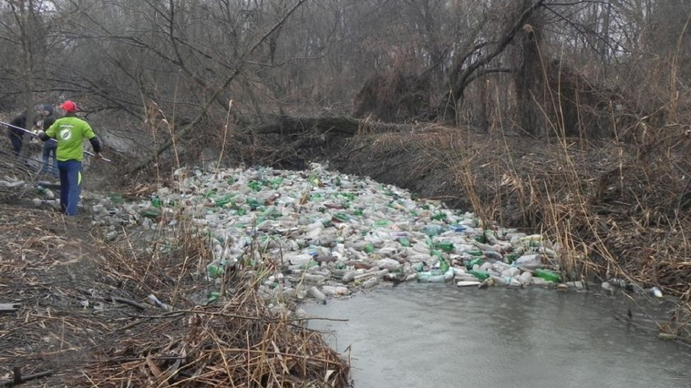 Ce este poluarea apei?