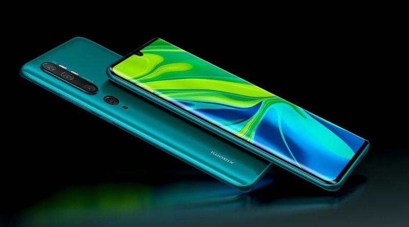 Prezentare smartphone Xiaomi Mi Note 10 Pro