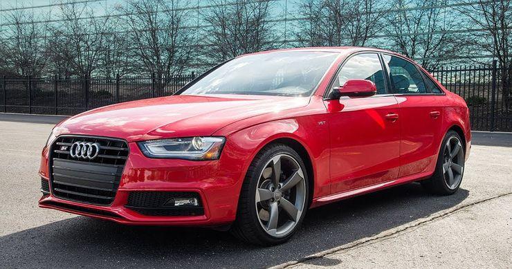 Probleme comune pentru masinile Audi