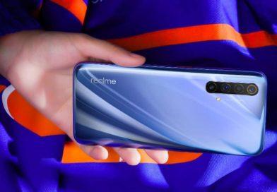 Specificatii tehnice Oppo Realme X50T 5G