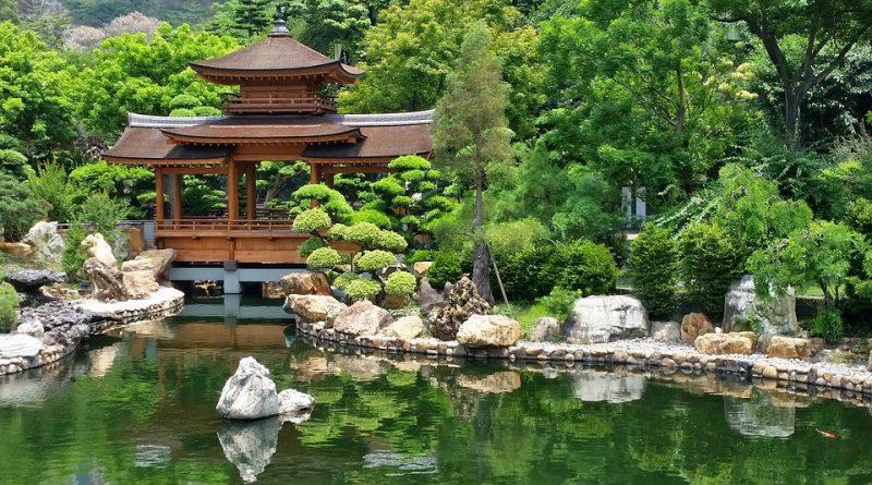 Cum arata o gradina japoneza?
