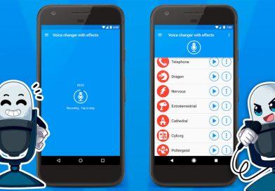 Cele mai bune aplicatii Voice Changer