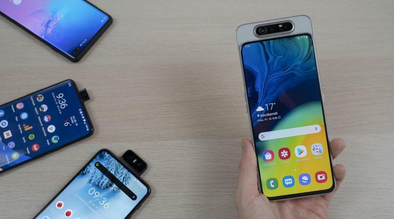 De ce nu se incarca rapid Samsung A80?